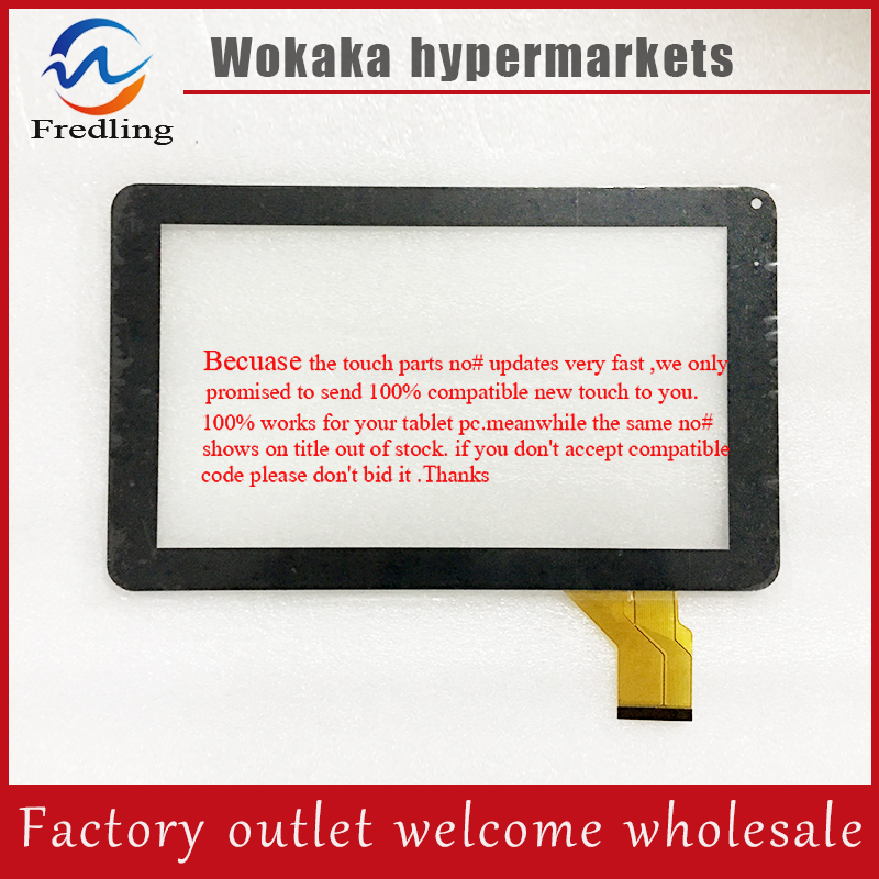 9 Bravus BRVM906G BRV-M906G Tablet Capacitive touch screen panel Digitizer Glass Sensor replacement Free Shipping