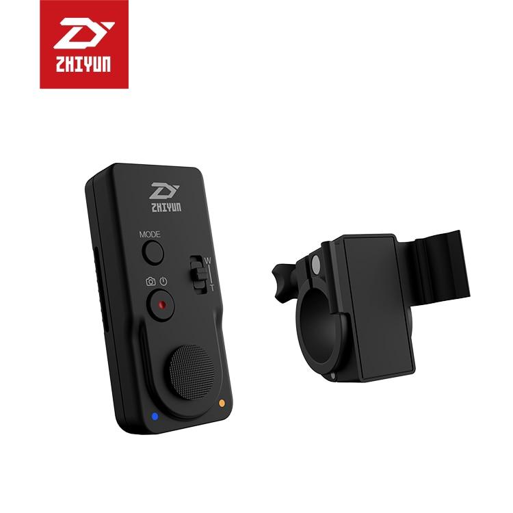 ZW-B02 Bluetooth Control remoto inalámbrico cámara para Zhiyun grúa/grúa M RIDER-M SMOOTH2 SMOOTH3 SMOOTH-Q de cardán portátil