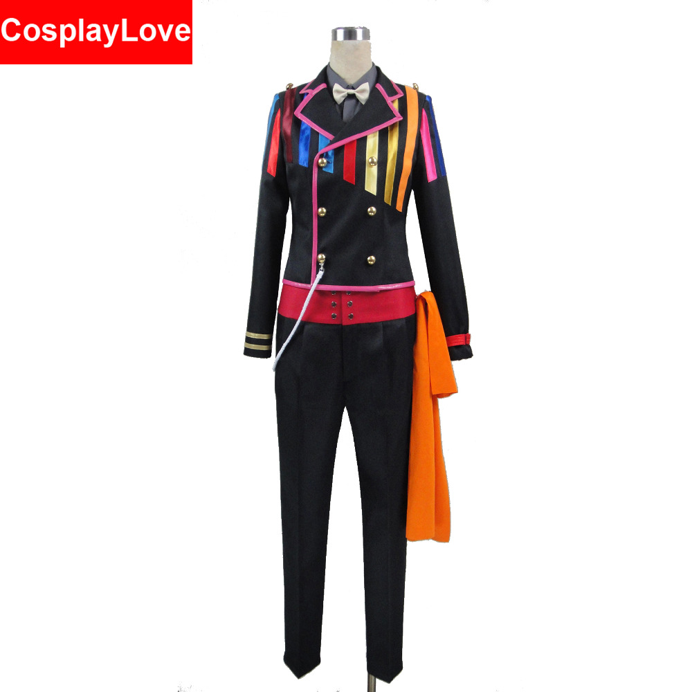 IDOLiSH7 Revale Momo Cosplay Costume For Christmas Halloween Party CosplayLove Custom Made