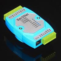 Serial port server dual serial port server Ethernet switch serial Ethernet to RS485, RS232
