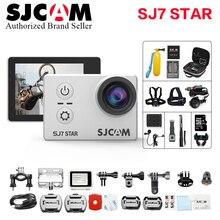 SJCAM SJ7 Star Wifi Action Camera 4K Wifi Ultra HD A12S75 Waterproof Mini Cam Touch Screen