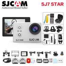SJCAM SJ7 Star Wifi Action Camera 4K Wifi Ultra HD A12S75 Waterproof Mini Cam Touch Screen SJ7 Sports Camera better go pro Hero4