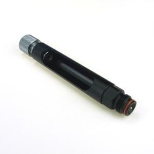 Image 3 - Новинка, пневматическая винтовка для пейнтбола, пневматическая винтовка для страйкбола PCP с быстрой заменой, 12 г, адаптер CO2 с нитками для пейнтбола, черные аксессуары
