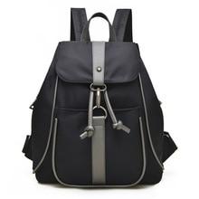 2017 личность моды рюкзаки женщины Рюкзак школьные сумки для подростков mochila эсколар водонепроницаемый нейлон рюкзак