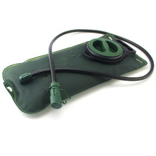 Hot Sale 2L TPU Bicycle Mouth Sports Water Bag Bladder Hydration Camping Hiking Climbing Military Gree Water bag