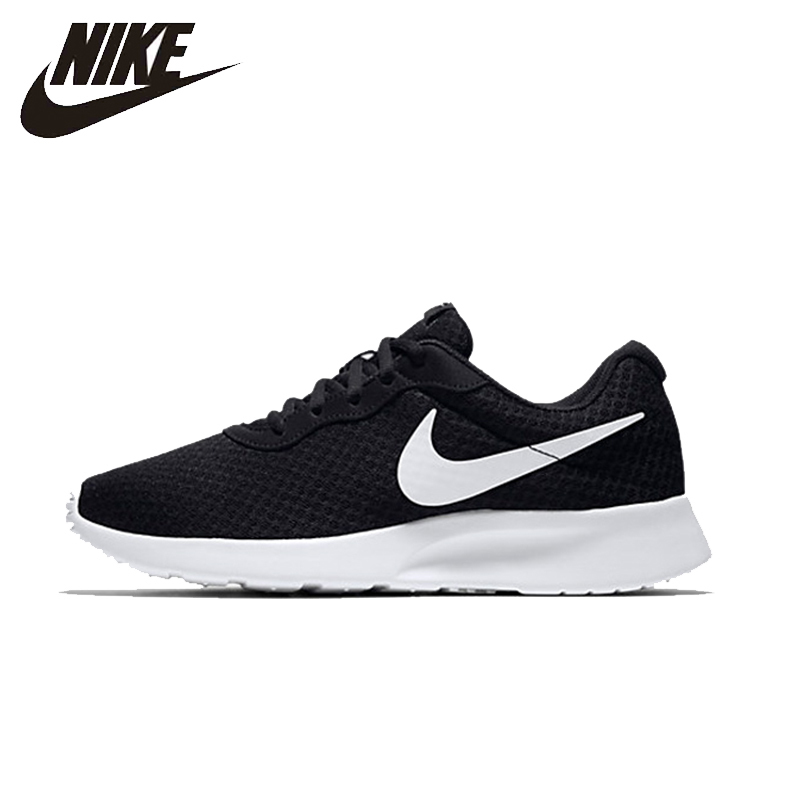 NIKE Mens TANJUN Original Running Shoes Mesh Breathable Quick Dry  Light weight Outdoor Sneakers For Men Shoes#812654-011