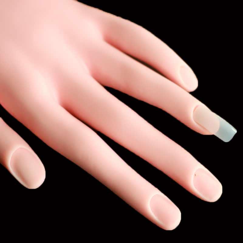 5 Stks Nail Art Design Manicure Gereedschap Fake Nail Tips Praktijk