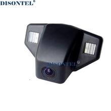 Провода беспроводной вид сзади автомобиля обратный резервного копирования камеры для sony ccd honda crv 2007-2013 odyssey 2008 2011 новый fit hatackback