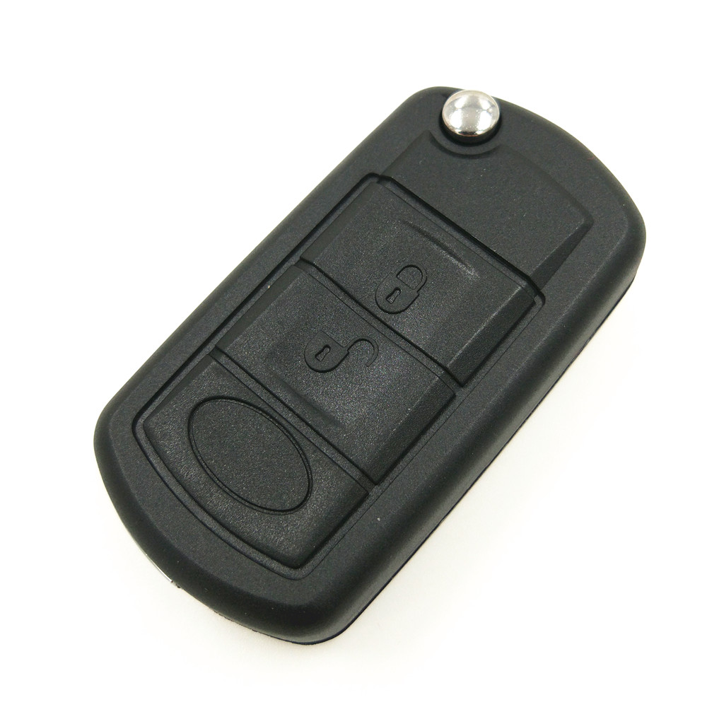 New Replacement Flip Key Remote Car Fob For Land Rover Range Rover 7941 Chip 433mhz With