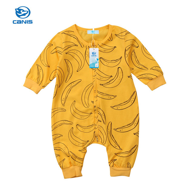 c19ed2dc88e9 Newborn Baby Boys Girls Kids Romper Jumpsuit Playsuit Clothes ...