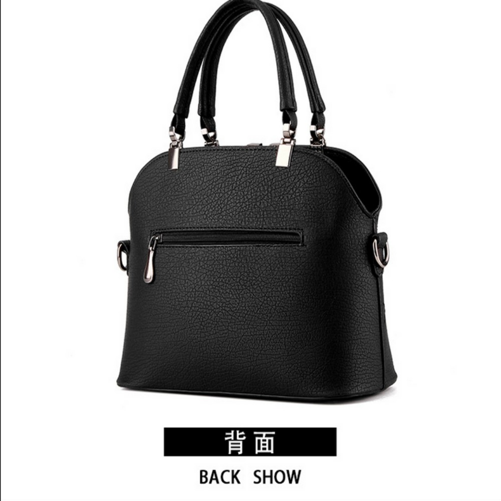 SNBS 100% Genuine leather Women handbags 2017 New Korean version of sweet lady fashion handbag Messenger shoulder bag