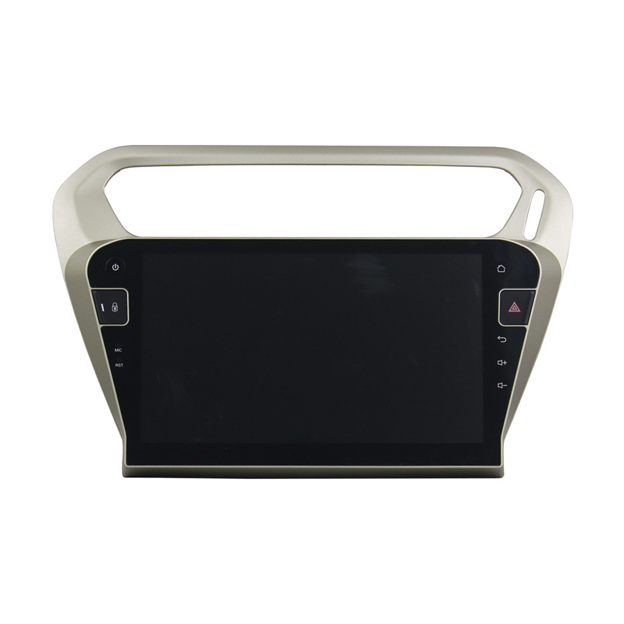 8 Core 64GB rom Android 9.0 Navirider Car radio touch screen <font><b>GPS</b></font> Navigation <font><b>for</b></font> <font><b>PEUGEOT</b></font> <font><b>301</b></font> 13-16 silver bluetooth video Player image