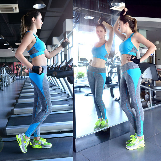 Women Fitness Running Sportswear Yoga Pants