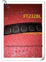 10PCS/LOT FT232BL FT232BM FT232 LQFP32 USB serial chip NEW