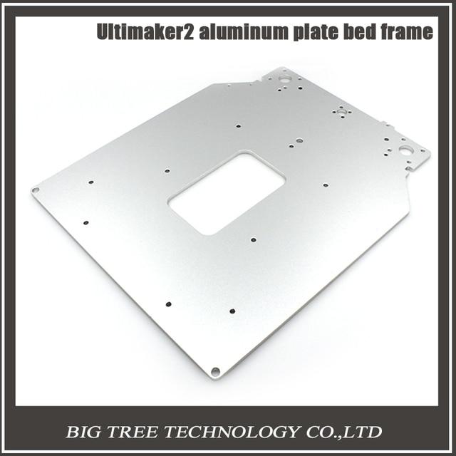Бесплатная доставка Ultimaker 2 Обновить раздел, посвященный горячей кровать доска стенд пескоструйная обработка для 3D части принтера
