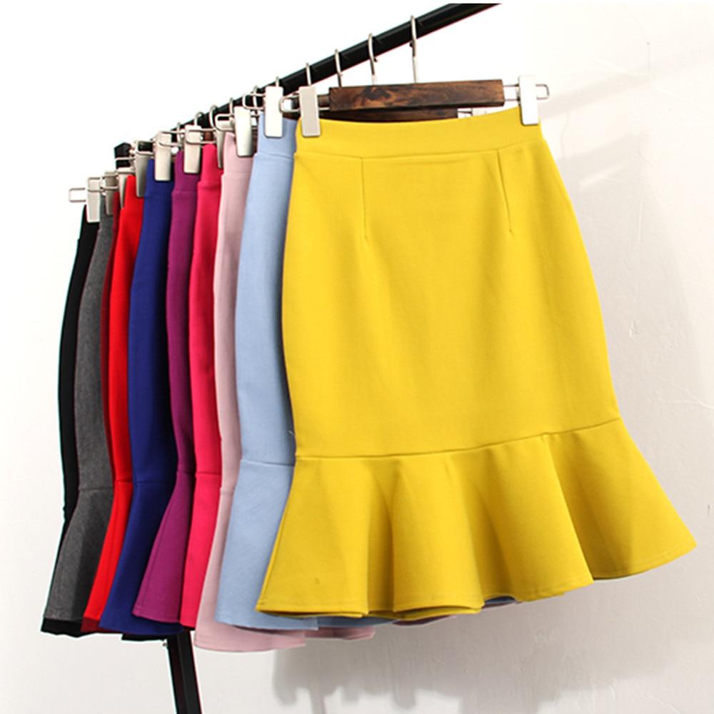 Popular Yellow Skirts for Women-Buy Cheap Yellow Skirts for Women ...