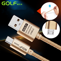 GOLF Brand Micro USB Chargering Data Sync Cable For Samsung Galaxy Tab A 10.1 2016 T580 T585 T580N T585N Tablets Battery Charge