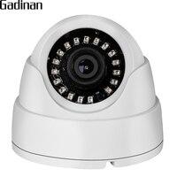 GADINAN 1080P 2MP 2 8mm Lens Indoor Dome IP Camera HI3518E 15fps Surveillance Camera ONVIF Motion