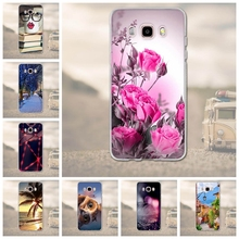 TPU Soft Phone Case for Samsung Galaxy J5 2016 J510 Back Cover Luxury 3D Cartoon for