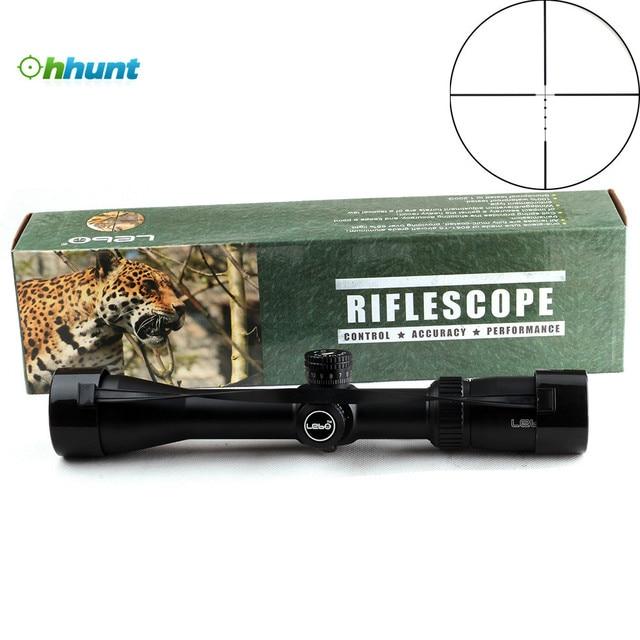 Cheap LEBO Tactical Optics 4.5-18x40 SFZ3 Riflescope Drop Zone 223 BDC Reticle Hunting Rifle Scope