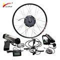 Kostenloser Versand Electric Bike Conversion Kit Mit 36 V 12ah Lithium-Batterie 36 V 500 W Rad Motor Für Fahrrad ebike Elektrische Fahrrad