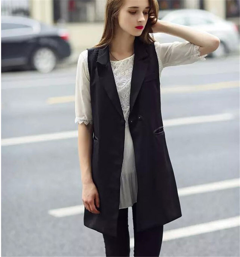 chaquetas sin manga mujer