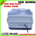 30 Вт высокой мощности 30 Вт GSM 900 мГц репитер мобильный телефон сотовый телефон повторитель 45dBm 85dBi мобильный телефон усилитель
