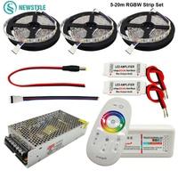 Hot Sale 60led M 2 4G Led Strip 5050 SMD RGBW LED Light RF With Remote