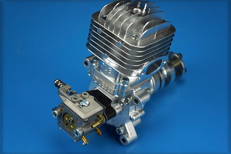 DLE30 30cc GAS Motor für RC Flugzeugmodell Einzelhub zwei Auspuff - Spielzeug für die Fernbedienung - Foto 4