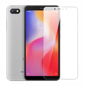 """Image 4 - 2PACK 2. 5D 9H Tempered Glass For Xiaomi Redmi 6A Screen Protector For Xiaomi Redmi 6 Toughened Protective Film 5.45"""" Phone"""