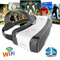 Бесплатная доставка! V2 VR КОРОБКА Виртуальная Реальность 3D Очки Android5.1WiFi Bluetooth Для ios и Android