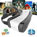 Frete grátis! CAIXA V2 VR Realidade Virtual Óculos 3D Android5.1WiFi Bluetooth Para ios e Android