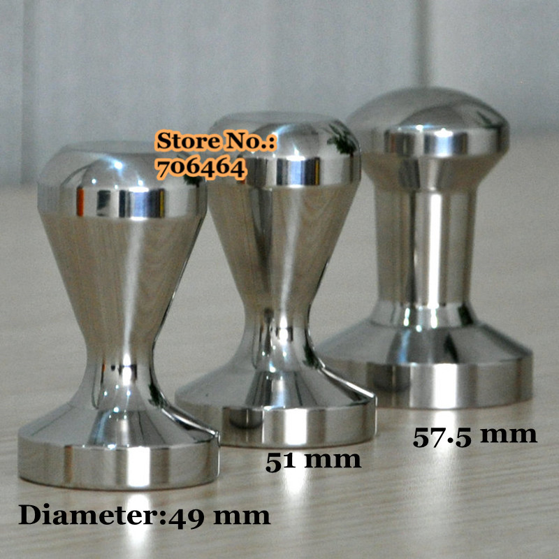 Home Appliances Buy Cheap Free Shipping Stainless Steel Coffee Tamper 51mm Semi-automatic Coffee Pressure Powder Excellent Quality Competitive Price Msn04 50% OFF