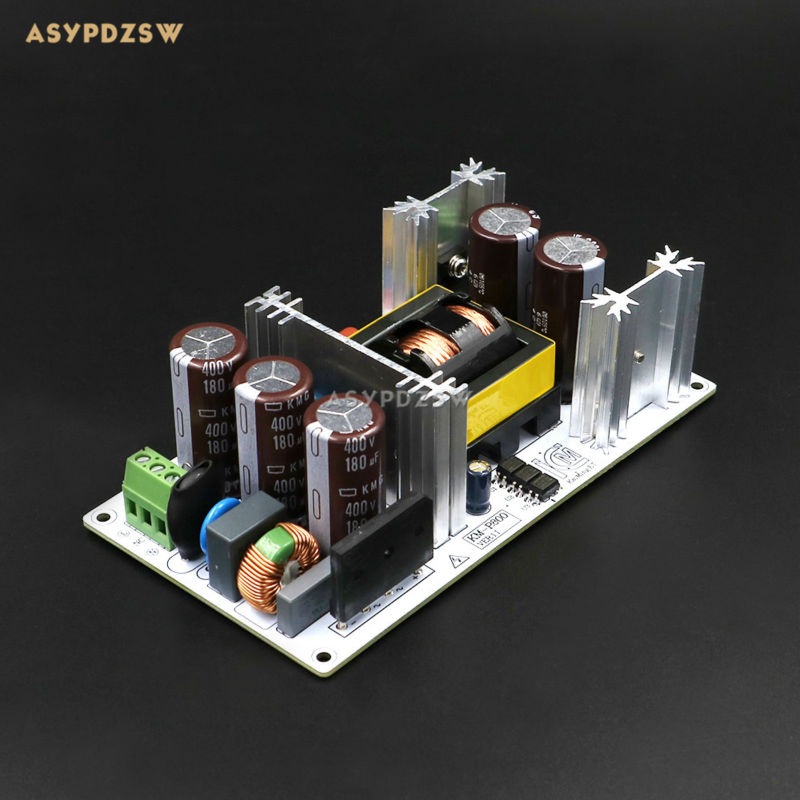KM-P800 High Power digital amplifier switching power supply Dual +/-70V regulator 800W SMPS board