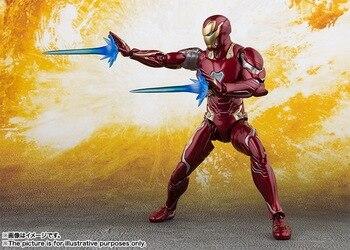 Фигурка Железный человек Marvel 16 см ПВХ 1
