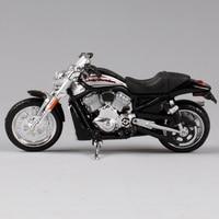 Maisto 1:18 Harley 2006 VRSCR STREET ROD MOTORCYCLE BIKE Model FREE SHIPPING 17#