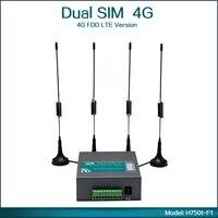 Dual SIM 3 г маршрутизатор 4 г роутер 192.168.8.1 wifi маршрутизатор со съемной Телевизионные антенны (модель: h750t f1)