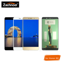 Replacemnt Screen for Huawei Honor 6X GR5 2017 BLN-AL10 BLN-L24 BLN-21 LCD Display with Touch Digitizer Assembly