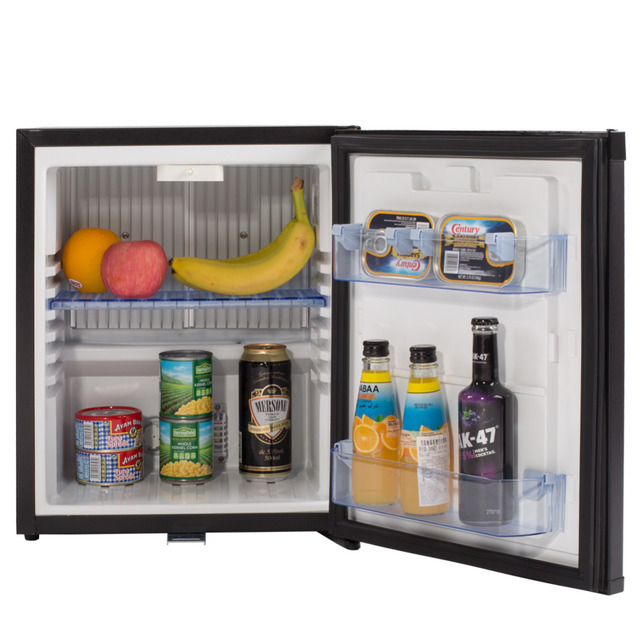 smad 29l 110v 12v mini refrigerator hospital hotel low noise fridge