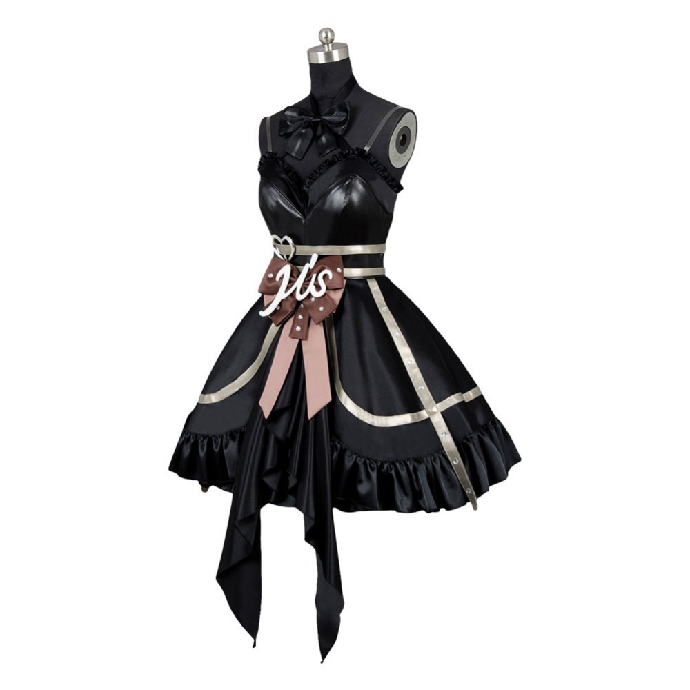 Home Cosplay Love Live Lovelive Initial D School Idol Stage Kotori Minami Dress Cosplay Costume Halloween Carnival Party Costume