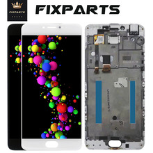 For M681H Meizu m3 note LCD Display+Digitizer Touch Screen Replacement Cellphone 5.5 for m681H L681H Combo