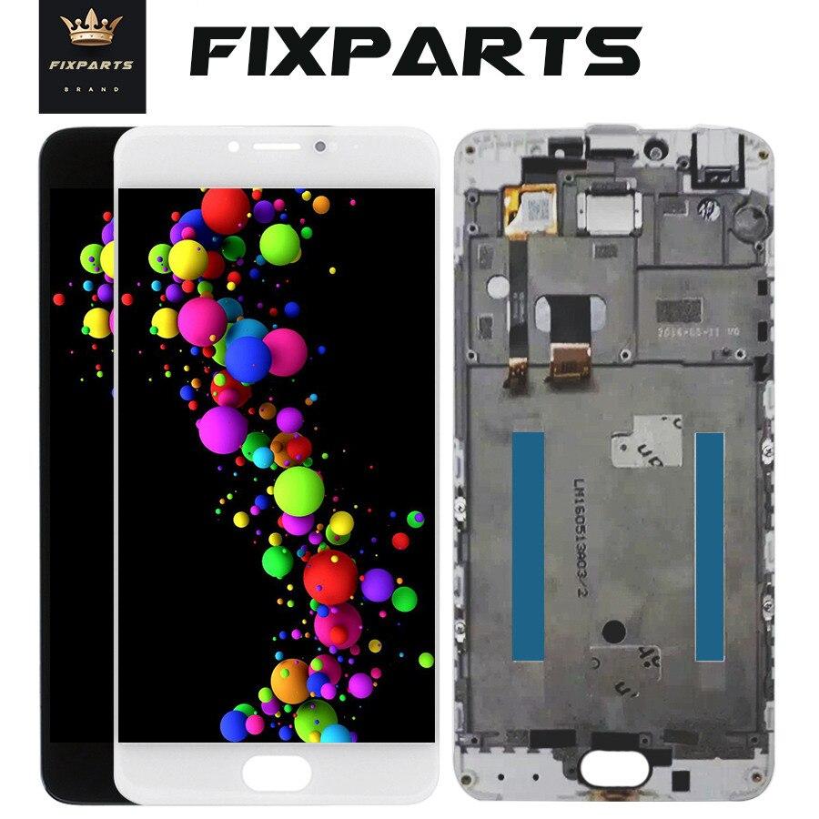 Para M681H Meizu m3 nota LCD Display + Digitizer pantalla táctil teléfono celular de repuesto 5,5