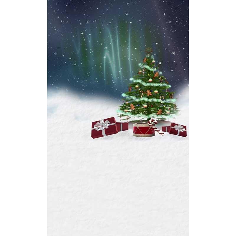 Customized vinyl print Christmas Eve decoration photography backdrops for kids photo studio portrait backgrounds ST-369 new 5x7ft vinyl photography backgrounds vintage wall backdrops for photo studio christmas home decoration noel f 775