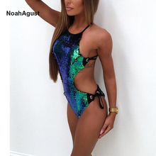 High Leg Sexy One Piece Bathing Suit