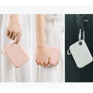 Image 3 - Jordan Judy Silicone Portable Zippered Storage Pouch Bag Handbag Wallet Lightweight w/ Hand Strap