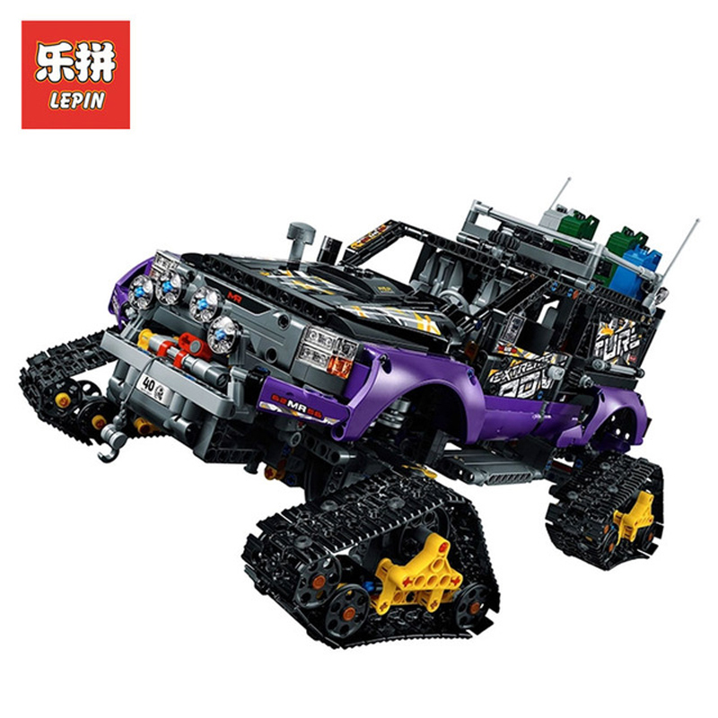 In Stock Lepin Sets 20057 2050Pcs Technic Figures Extreme Adventure Model Building Kits Blocks Bricks Educational Kid Toys 42069 in stock dhl lepin set 21010 914pcs technic figures speed champions f14 model building kits blocks bricks educational toys 75913