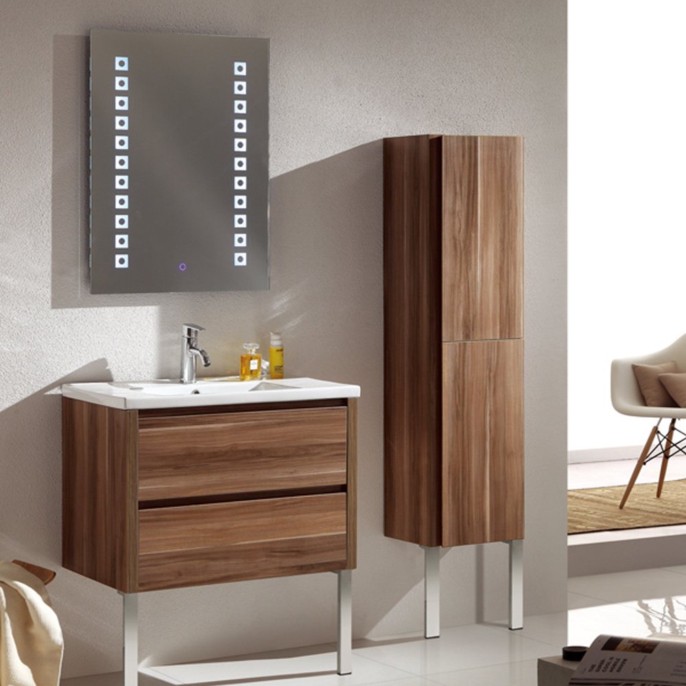 Linkok Furniture Whosale China Factory Cheap Inch Modern - Commercial bathroom cabinets