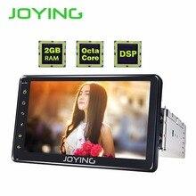 """JOYING Singolo Din Multimedia Player GPS 7 """"Intel Octa Core 2 GB + 16 GB Unità di Testa Universale Android8.1 auto Radio Stereo Costruito in DSP"""