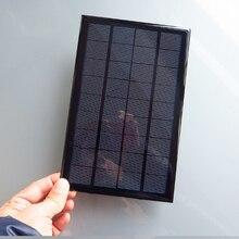 9V 3W 330mA Mini monocrystalline polycrystalline solar battery Panel charge battery