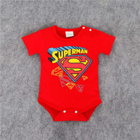 de90d4b5107c Online Shop Multi Colors Baby summer clothes Superman batman Love ...